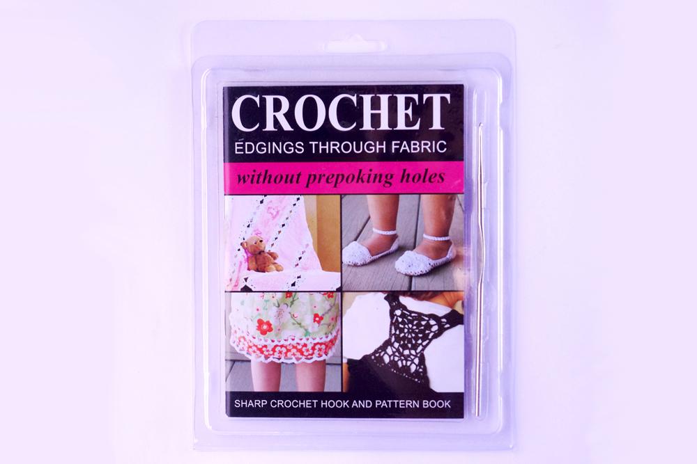 Sharp Crochet Hook Order Now For Easy Crochet Edgings And Borders